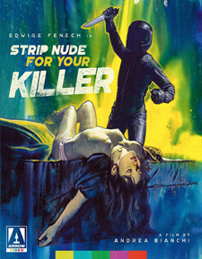 Strip Nude for Your Killer (Blu-ray Disc)