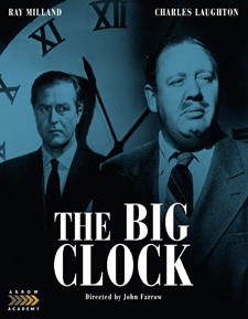 The Big Clock (Blu-ray Disc)