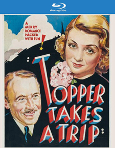 Topper Takes a Trip (Blu-ray Disc)