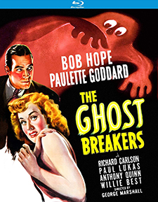 The Ghost Breakers (Blu-ray Disc)