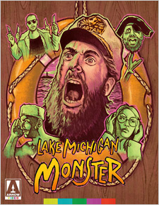 Lake Michigan Monster (Blu-ray Disc)