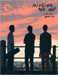 Minding the Gap (Blu-ray Disc)