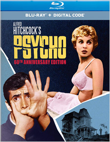 Psycho: 60th Anniversary Edition (Blu-ray Disc)
