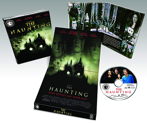 The Haunting (Blu-ray Disc)