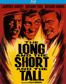 The Long and the Short and the Tall (Blu-ray Disc)