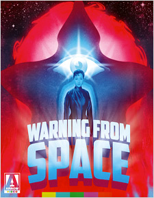 Warning from Space (Blu-ray Disc)