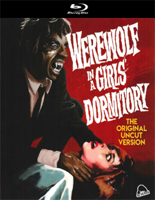 Werewolf in a Girls' Dormitory (Blu-ray Disc)