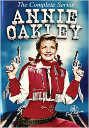 Annie Oakley: The Complete Series (DVD)