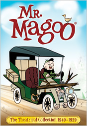 Mr. Magoo: The Theatrical Collection - 1949-1959 (DVD)