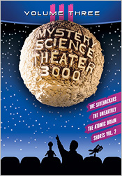 Mystery Science Theater 3000: Volume III (DVD)