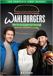 Wahlburgers: The Complete First Season (DVD)