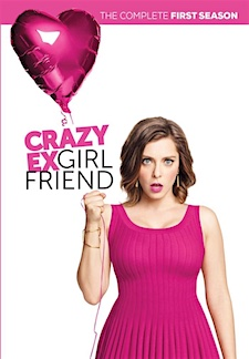 Crazy Ex-Girlfriend: The Complete First Season (DVD)