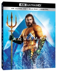 Aquaman (4K Ultra HD)
