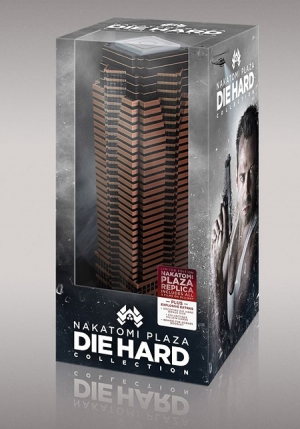 Fox's new Die Hard: Nakatomi Building Blu-ray Set