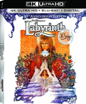 Sony's Labyrinth: 30th Anniversary 4K Blu-ray