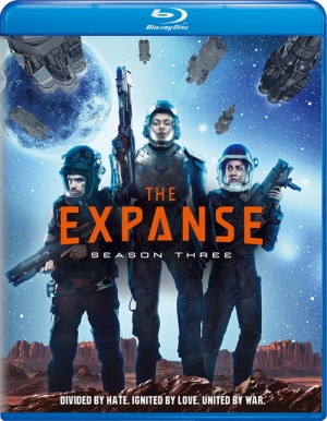 The Expanse: The Complete Third Season (Blu-ray Disc)
