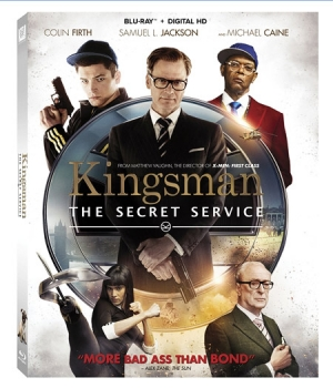 Kingsman coming to Blu-ray
