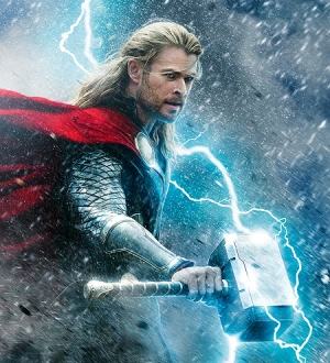 Thor: The Dark World official