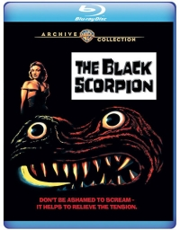 The Black Scorpion (Blu-ray Disc)