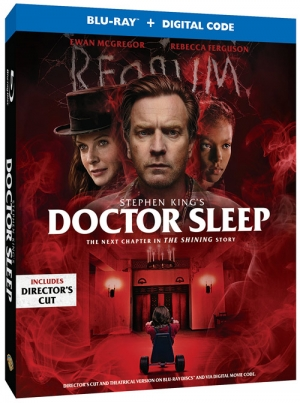 Doctor Sleep (Blu-ray Disc)