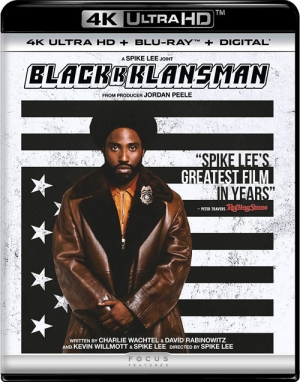 BlacKkKlansman (4K Ultra HD)