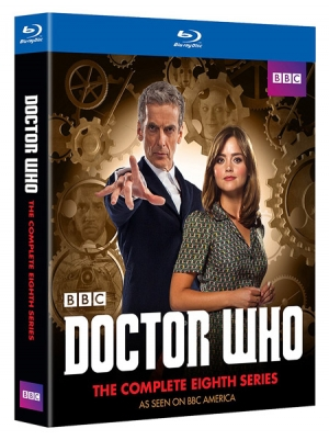Doctor Who: The Complete Eighth Series Blu-ray
