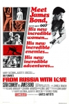 From Russia with Love one sheet