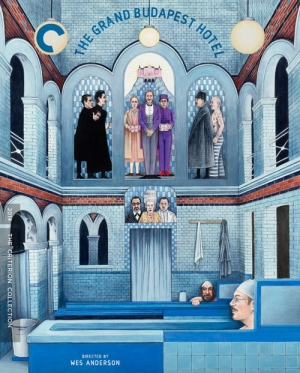 The Grand Budapest Hotel (Criterion Blu-ray)