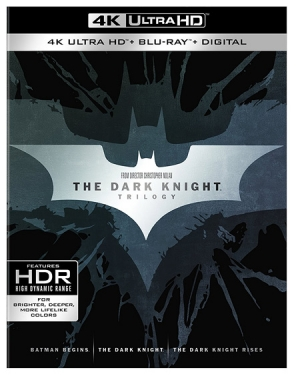 The Dark Knight Trilogy 4K