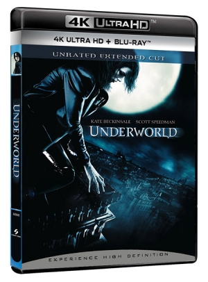 Underworld 4K Ultra HD Blu-ray