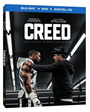 Creed on Blu-ray
