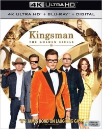 Kingsman: The Golden Circle (4K Ultra HD)