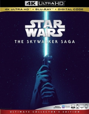 Star Wars: The Skywalker Saga (4K Ultra HD)