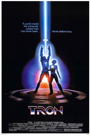 Tron one sheet