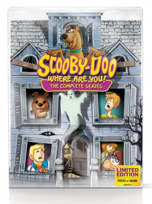 Scooby-Doo: Where Are You? The Complete Series (Blu-ray Disc)