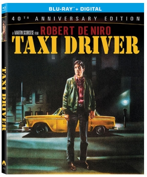 Taxi driver: 40th Anniversary Edition