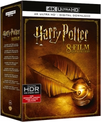 The Harry Potter: 8-Film Collection (4K Ultra HD)