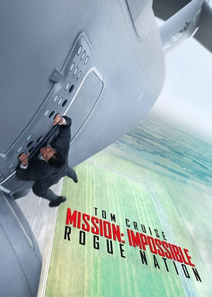 Mission: Impossible - Rogue Nation Blu-ray