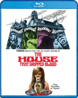The House That Dripped Blood (Blu-ray Disc)