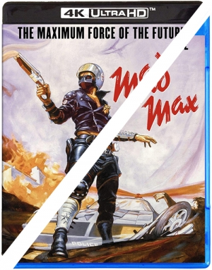 Max Max (4K and Blu-ray) from Kino Lorber Studio Classics