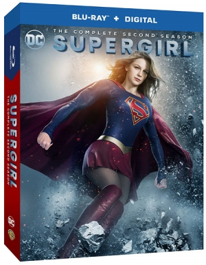 Supergirl: Season Two (Blu-ray Disc)