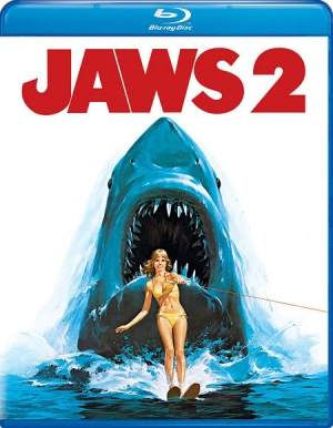 Jaws 2 on Blu-ray