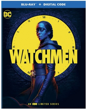 Watchmen: An HBO Limited Series (Blu-ray Disc)