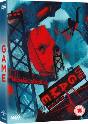 The Game (Arrow Films UK Blu-ray)