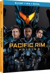 Pacific Rim Uprising (Blu-ray Disc)