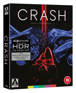 Crash (UK 4K Ultra HD)
