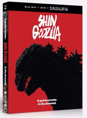 Shin Godzilla is finally coming to BD