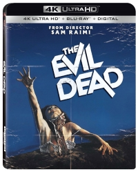 The Evil Dead (4K Ultra HD)