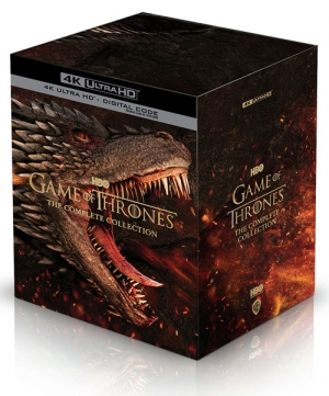 Game of Thrones: The Complete Collection (4K Ultra HD)