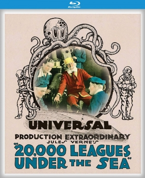 20,000 Leagues Under the Sea (1916 - Blu-ray Disc)